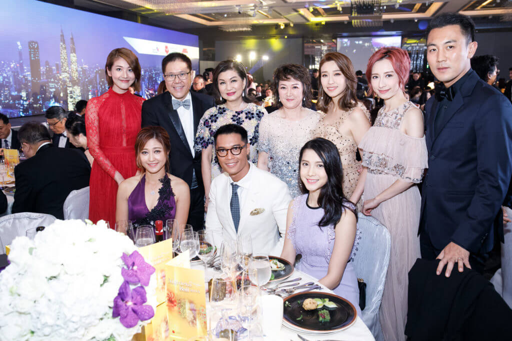 馬來西亞商會晚宴