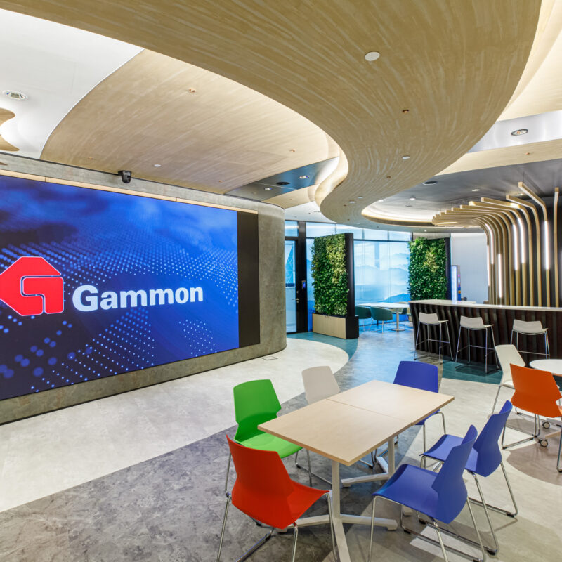 Gammon Interior